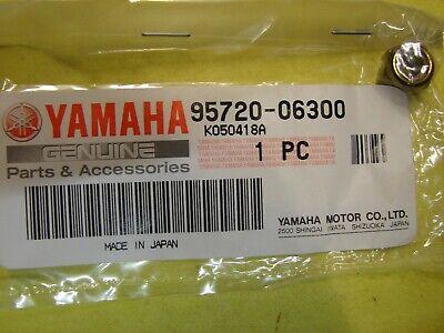 Yamaha 95720-06300-00 NUT,SELF-LOCKING; 957200630000