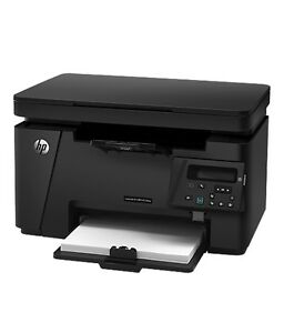 HP LaserJet Pro MFP M132nw All in One Laser PrinterScannerCopierNetworkWi-fi