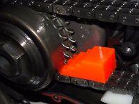 Harley Davidson Fits All Primary Drive Orange Hd Locking Tool Twin Cam Hub