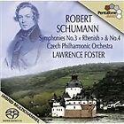 Robert Schumann - Schumann: Symphonies 3 & 4 [SACD] (2009)