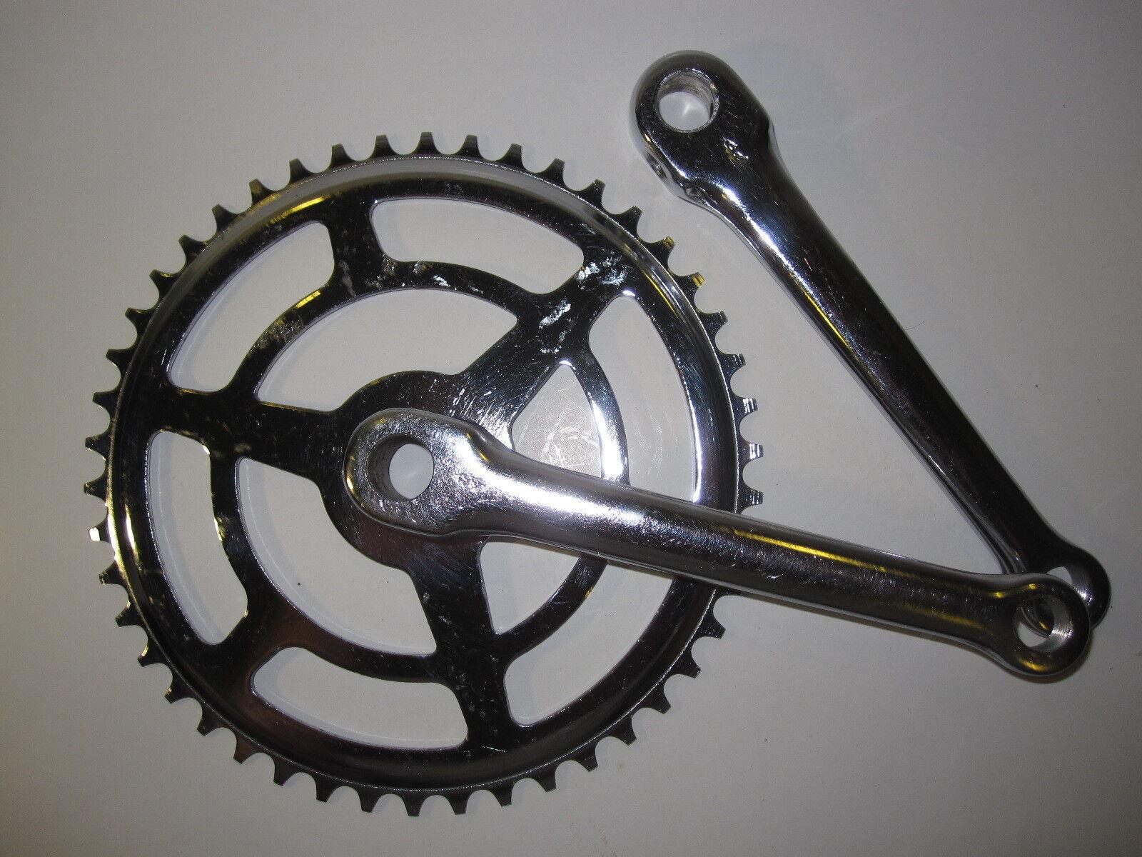 Vintage Raleigh Cottered  Crank & Chainwheel Set  online shopping