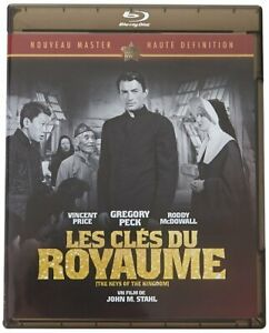 LES-CLES-DU-ROYAUME-BLU-RAY-NEUF-SOUS-CELLOPHANE