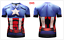 Superhero-Superman-Marvel-Panther-3D-Compression-T-shirt-Fitness-Cycling-GYM-TOP thumbnail 17
