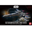 Bandai-Star-Wars-BLUE-SQUADRON-RESISTANCE-X-WING-FIGHTER-1-72 miniature 1