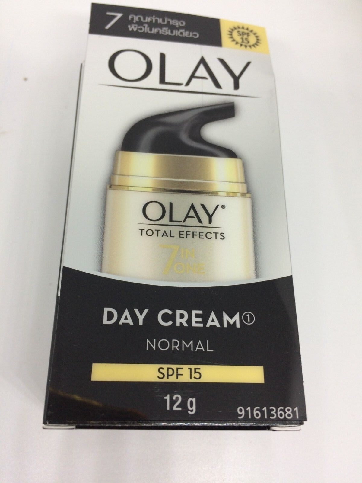 Olay Total Effects Plus Spf 15 Fragrance Free Ebay Effect Foaming Cleanser 50gr Stock Photo