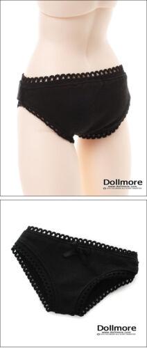 Black Dollmore 1//3 BJD underwear SD Girl Basic Panty