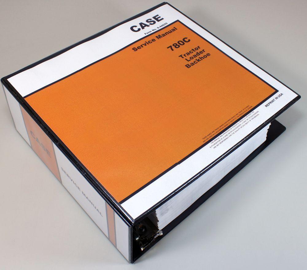 Case 780c Backhoe Wiring Diagram Hyster 8n Spark Plug Yanmar 444