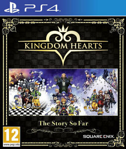 Kingdom-Hearts-The-Story-So-Far-PS4-BRAND-NEW-AND-SEALED-QUICK-DISPATCH