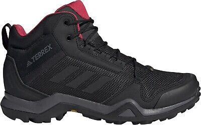 adidas Terrex AX3 Mid GTX Womens Hiking Shoes - Black | eBay