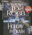 Holiday in Death by J D Robb (CD-Audio, 2012)