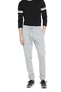 Mens-Bottom-Casual-Sweatpants-Tracksuit-Gray-Pant-Gym-Joggers-Men-Fleece-Trouser