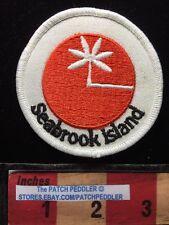 Souvenir Patch Seabrook Island Town In Charleston County South Carolina C63E