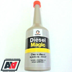 COMMA-DIESEL-MAGIC-INJECTOR-CLEANER-ADDITIVE-PERFORMANCE-BOOSTER-400ml-ADV