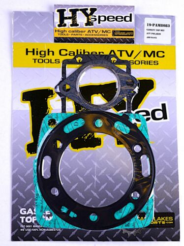 HYspeed Top End Head Gasket Kit Polaris SPORTSMAN 400 4X4 1994–1997 NEW