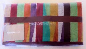 MISSONI-HOME-SERVIETTE-DE-BAIN-FIORE-POP-COLLECTION-ROMY-159-VELOUR