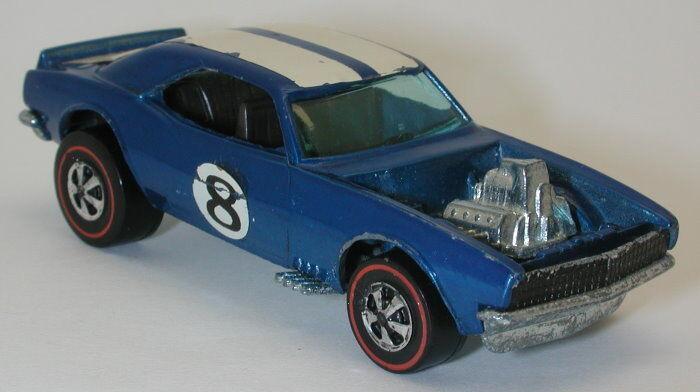 Redline Hotwheels Hotwheels Hotwheels bluee 1970 Heavy Chevy  oc10528 b13940