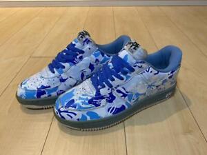 A BATHING APE Bapesta Sneaker Shoes US9