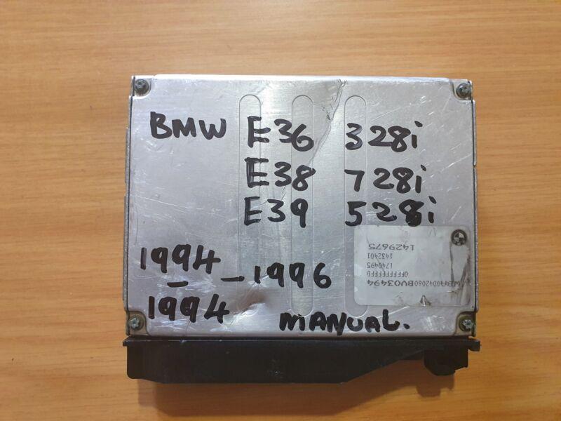 BMW E36 328i M52 1994-1999 Siemens ECU part#DME MS41.0 1 432 401