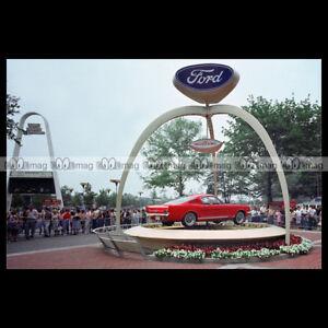 #pha.004582 Photo FORD MUSTANG FASTBACK 1965 Car Auto - France - État : Neuf: Objet neuf et intact, n'ayant jamais servi, non ouvert. Consulter l'annonce du vendeur pour avoir plus de détails. ... - France