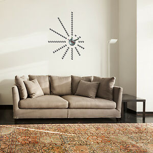 Large-Vinyl-Designer-Decor-Wall-Clock-Sticker-Mural-Art