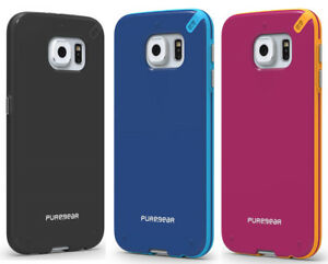 PUREGEAR-SLIM-SHELL-CASE-COVER-FOR-SAMSUNG-GALAXY-S6