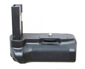 Mb D5 Battery Grip For Nikon D3000 D5000 D40 D40x D60 Slr