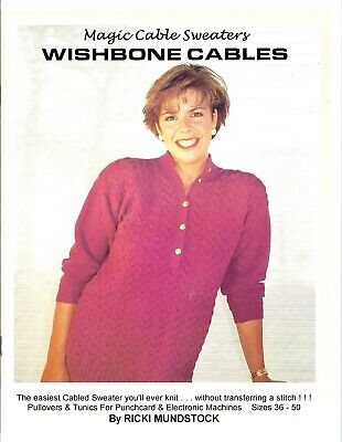 Cables without Transferring PC /& Elec MAGIC WISHBONE CABLES by Ricki Mundstock