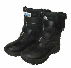 wholesale dealer 04a0a 79a55 Details zu DEI- TEX Herren- Stiefel / Outdoor- Boots / Winterstiefel in  schwarz ca. Gr. 41