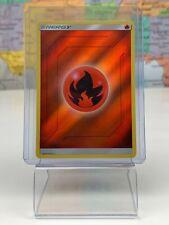 Fire Energy Reverse Holo 2019 Pokemon Card Near Mint++