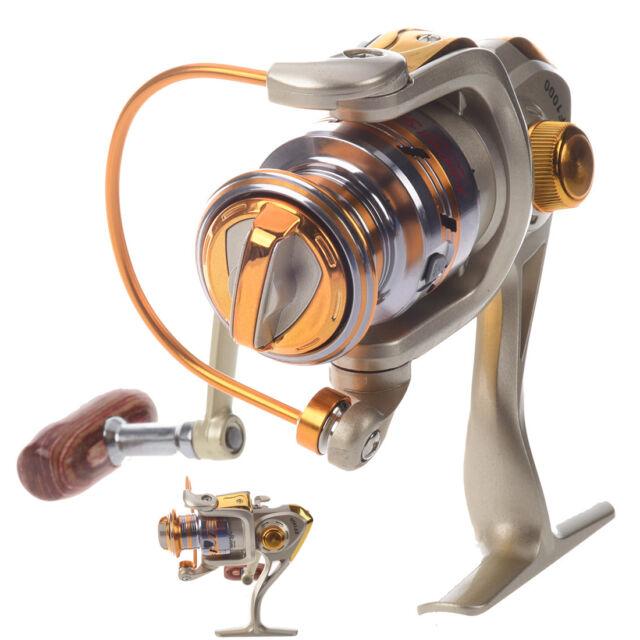 Spinning fly fishing reel reels saltwater okuma metal front drag L7A9