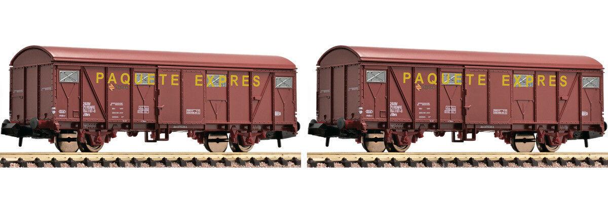 Fleischmann 831510, paquete EXPRES 2er Set, RENFE, NUOVO E OVP, Traccia N