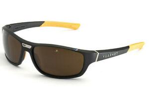 Details about Vuarnet Sunglasses VL191800062182 VL1918 RACING 1918 Matt  Black & Eclipse Lenses