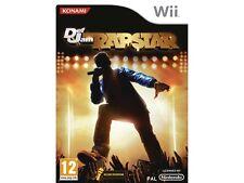 Defjam Rapstar Game Wii Nintendo Microphone Singing Rap RNB Idol UK