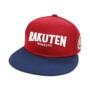 Rakuten Monkeys Snapback Cap Hat Taiwan Cpbl Ebay