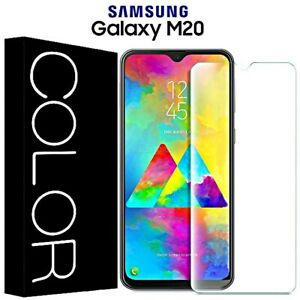 Film-Tempered-Glass-for-Samsung-Galaxy-M20-Ultra-Clear-High-Resistance-9H