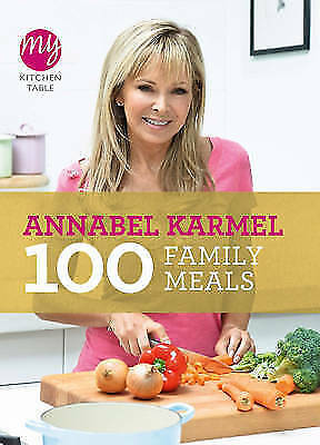 1 of 1 - My Kitchen Table: 100 Family Meals by Karmel, Annabel