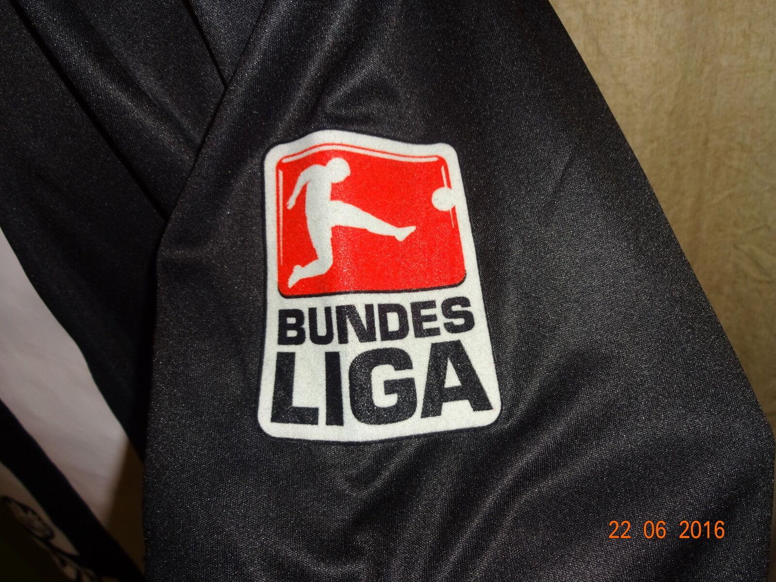 Eintracht Frankfurt Jako Matchworn Trikot 2008 09    Fraport  + Nr.11 Korkmaz Gr.L 54bf07