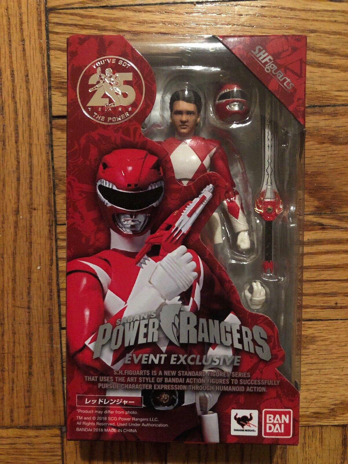 Power Rangers Turbo Bandai 1997 Red Ranger Tommy Auto Blaster Aiming Triple