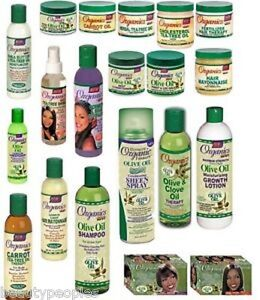 Details about ORGANICS BY AFRICA'S BEST OLIVE OIL HAIR CARE PRODUCTS (FULL  RANGE)
