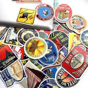 50-Skateboard-Stickers-bomb-Vinyl-Laptop-Luggage-Decals-Dope-Sticker-Lot-Random