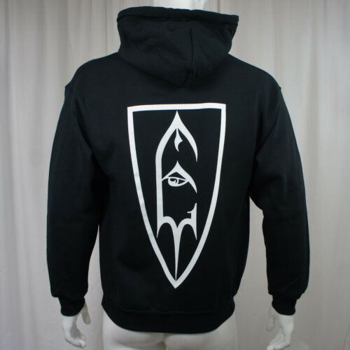 Authentic EMPEROR Band Classic Shield Logo Pullover HOODIE S M L XL 2XL NEW