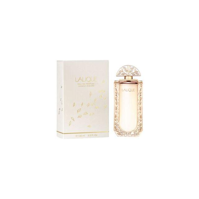 Lalique par Lalique pour Femmes Eau de Toilette 50 ML EDT Ovp Rare