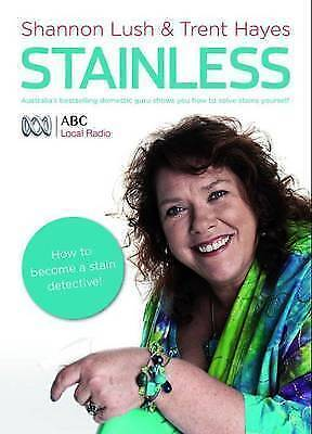 1 of 1 - Stainless by Shannon Lush, Trent Hayes (Paperback, 2010)