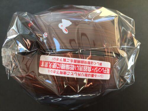 Hakoya Déjeuner Bento Box 50565 Koiki Tochi mokume Grain Bol lapin made in Japan