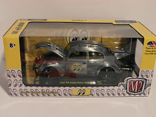 M2 Machines 1952 VW BEETLE Deluxe Model MOON EYES Raw Chase LE 168 Pieces