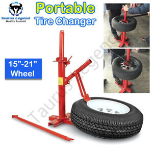 Portable-Tire-Changer-15-034-21-034-Car-4WD-Van-Wheel-Tyre-Changing-Tool