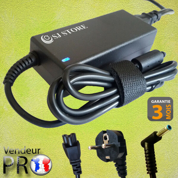 Ambitieus Alimentation / Chargeur Pour Hp Pavilion 15-n252sg 15-n268sa Een Compleet Scala Aan Specificaties