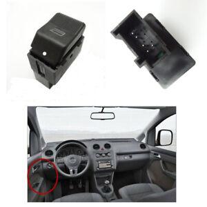 Auto-Elettrica-Interruttore-Alzacristalli-Master-Laterale-Finestra-Per-VW-Lupo