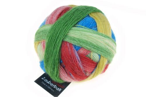 """Boule 100 g de Schoppel FB 2310 /""""Ruelle coloré/"""" Chaussettes Laine"""