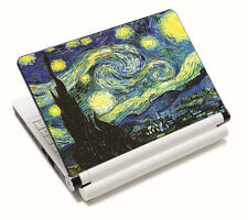 "Van Gogh Night Decal Sticker 13-15.6"" Laptop Skin for Lenovo/Acer/Asus/Macbook"